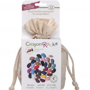 Crayon Rocks (32 st) - Katoenen zakje